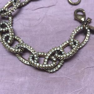 J. Crew Jewelry - 2 for 30 New🎉🎉 J.Crew gold and stone bracelet